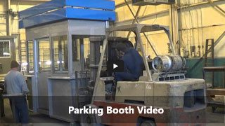 parking booth video